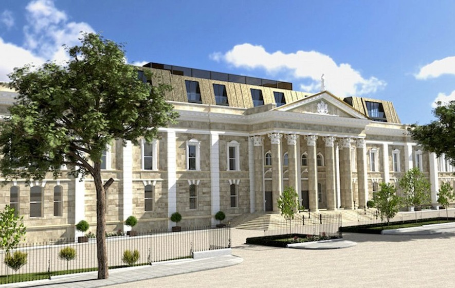 First images of new Crumlin Road Courthouse hotel