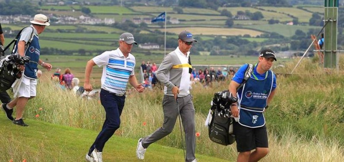 Gallery:  Irish Open 2017 on Thursday July 7