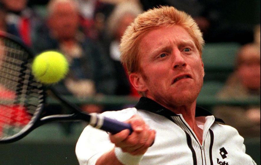 Boris Becker Hüfte