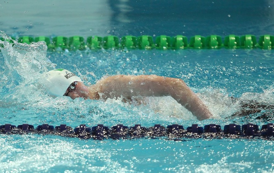 Six Irish swimmers racing in final Para swimming World Series in Berlin