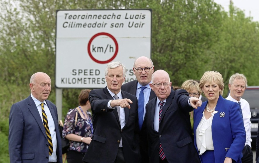 Alarms as hopes for 'frictionless' border post-Brexit dismissed
