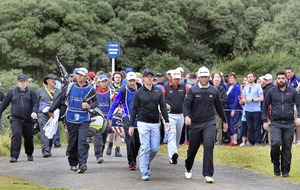 John Rahm outshines Rory McIlroy to sit one off Irish Open leaders