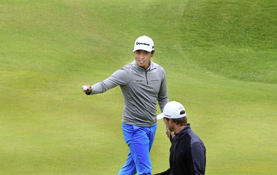 McIlroy hands Twitter to wife after Elkington spat
