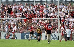 Enda McGinley: Down v Tyrone rivalry defined by fine margins