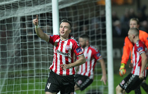FC Midtjylland show their class again as Derry exit Europa League