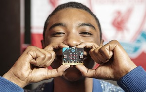 The BBC micro:bit computer is helping more pupils get into coding