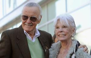 Marvel pays tribute after the wife of superhero creator Stan Lee dies