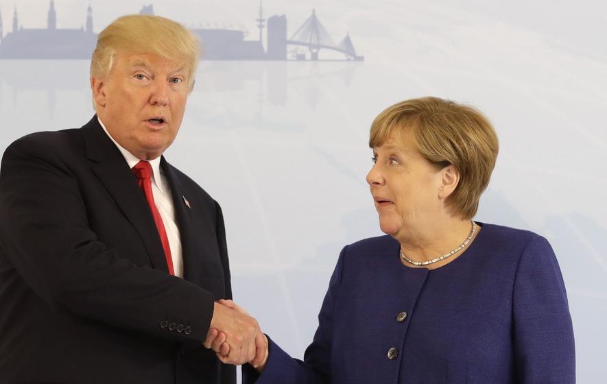 Donald Trump confirms he will visit UK