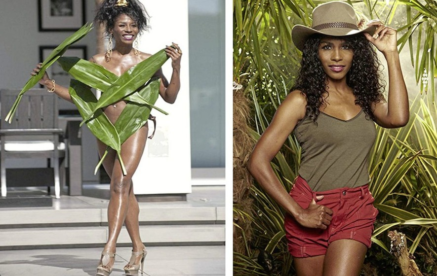Sleb Safari: Sinitta's Celebrity Big Brother rider takes the biscuit