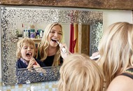 Jodie Kidd on how to help your kids look after their teeth