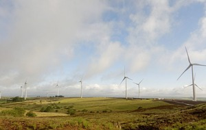 New Co Tyrone windfarm to power 16,500 homes
