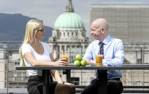 New CBRE research shows employees work better in a healthy office environment