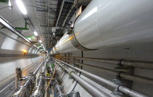 The Large Hadron Collider has just detected another new subatomic particle