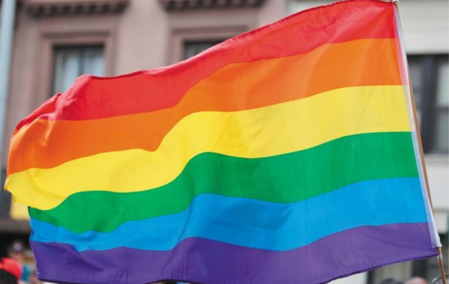 Rainbow flag to be projected on to Parliament building for Pride weekend