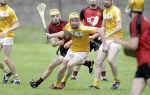 Minor tie should have been under Friday night lights believes Antrim boss