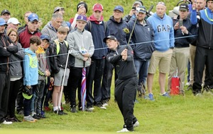 Padraig Harrington and Paul Dunne lead Irish charge at Portstewart