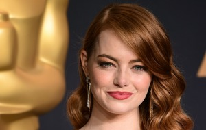 Emma Stone: I've only had equal pay by male co-stars taking cuts