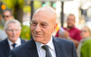 Sir Patrick Stewart thinks about dying 'every day'