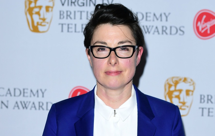 Great British Bake Off puns began to go stale, admits Sue Perkins