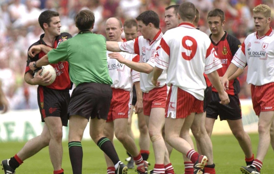 Owen Mulligan and Gregory McCartan talk all things Tyrone v Down