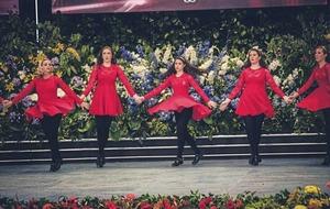Co Antrim folk dancers make history at international music festival