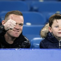 Wayne Rooney reveals the interesting way he's been secretly showing his support for Everton all these years