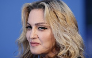 Madonna shares image of snuggles with adopted daughter