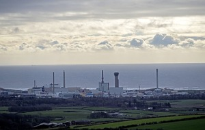 Sellafield's plutonium facilities fail to meet high standards, watchdog warns