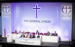 Church of England has 'turned a corner' following transgender vote