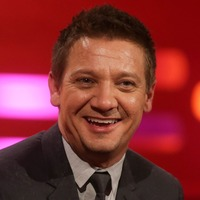 Jeremy Renner 'healing fast' after injuring both arms during a stunt
