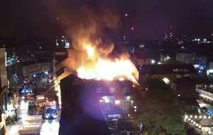 Here's what you need to know about the Camden Market blaze