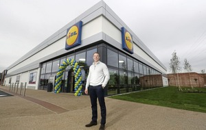 Lidl to add 60 new shops a year in £1.5bn UK expansion