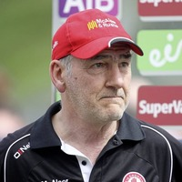 Increase in long kickouts not because of the mark, says Mickey Harte