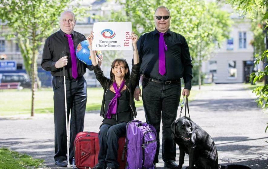Open Arts Community Choir to represent north at European Choir Games