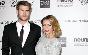 Liam Hemsworth describes Miley Cyrus as 'my little angel'