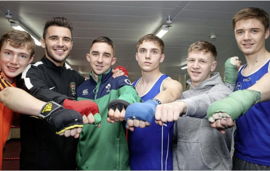 Colm Murphy ready to grab unexpected Commonwealth Youth opportunity with both hands