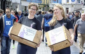 NUI Galway scientists take to the streets
