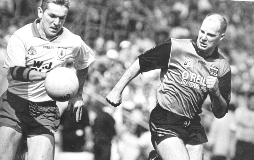 Where are they now? Former Tyrone forward Adrian Cush on his career with the Red Hands