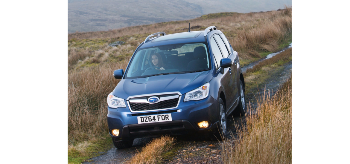 Subaru Forester makes its own way through the SUV woods