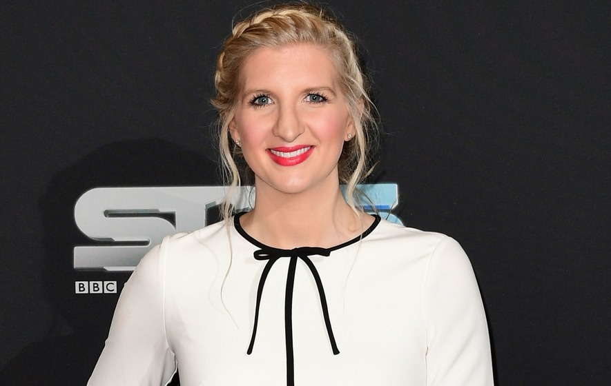 Rebecca Adlington on the difficulties of dating as a sports star
