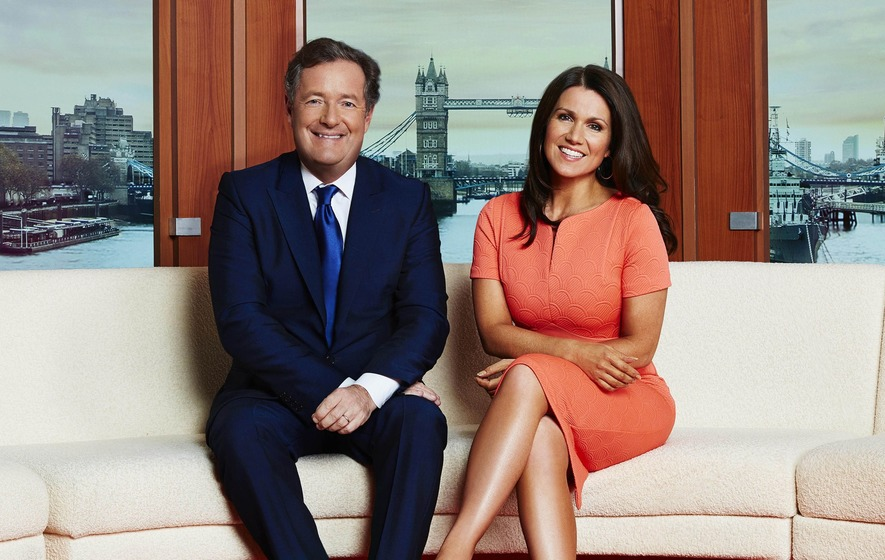 Susanna Reid and GMB viewers agree they prefer Bill Turnbull to Piers Morgan
