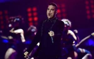 Robbie Williams exposes Under The Radar music