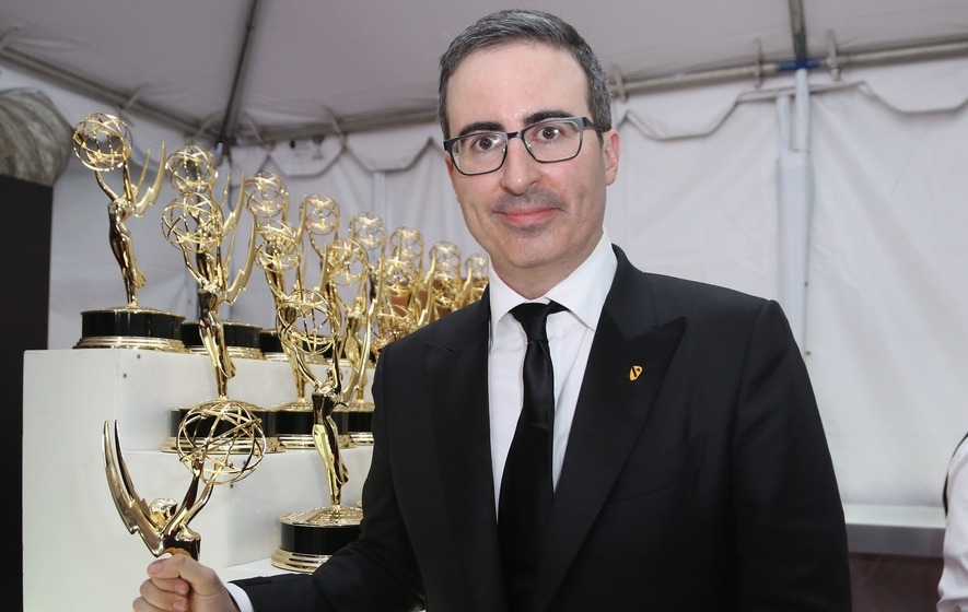 Comedian John Oliver to voice Zazu in Disney's