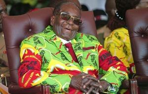 Zimbabwean president Robert Mugabe (93) in Singapore for medical reasons
