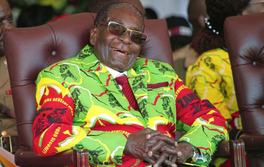 'Sick' Mugabe Flown To Singapore