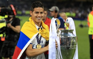 People have a lot to say about James Rodriguez's shock loan move to Bayern Munich