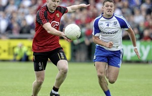 Ulster SFC scoring charts of players still playing inter-county football