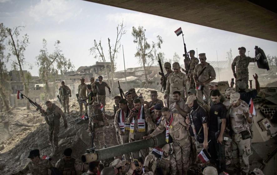 Iraq must stop IS 2.0, says U.S. commander
