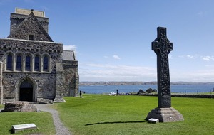 Hut on Iona dates to St Columba's lifetime archaeologists say