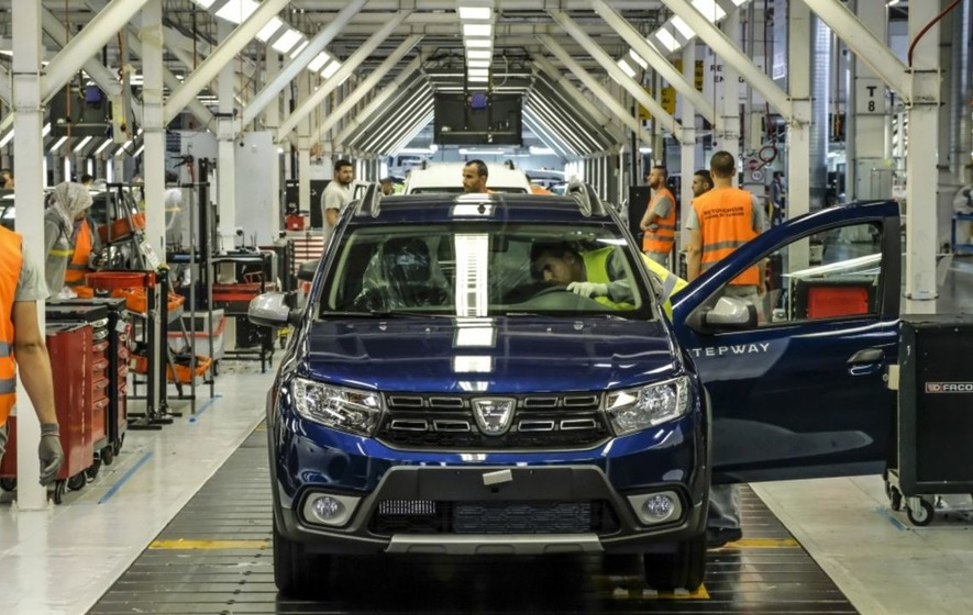 Moroccan Groupe Renault plant produces one millionth car
